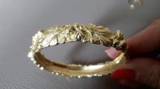 Bracelet en OR - Le Chrétien Paris