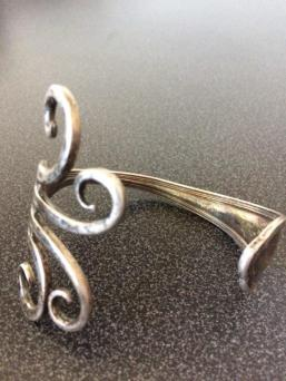 Bracelet fourchette