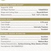 exemple certificat diamant - or et compagnie (3)